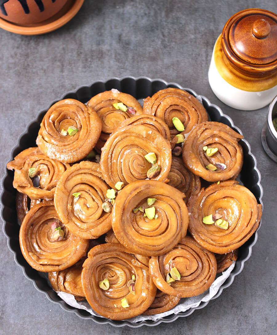 Phenori / Chiroti /Balushahi / Diwali Sweets / navratri Sweets / janmastami Sweets / ganesh Chaturthi Sweets / Christmas Sweets / best Indian sweets recipes / Indian food / Festival recipes / South Indian Sweets / Mithai / Popular Indian sweets / Konkani Sweets
