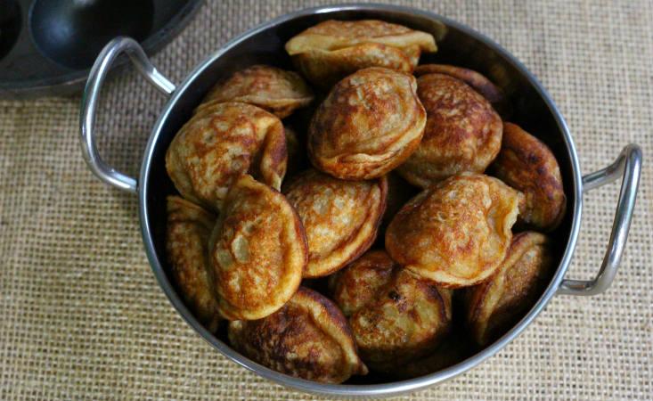 Quick Banana Appe/Paniyaram