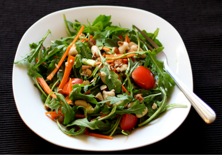Green recipes for party, superbowl food plant based diet