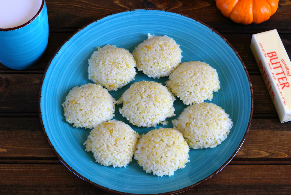 PUMPKIN IDLI - Cook with Kushi