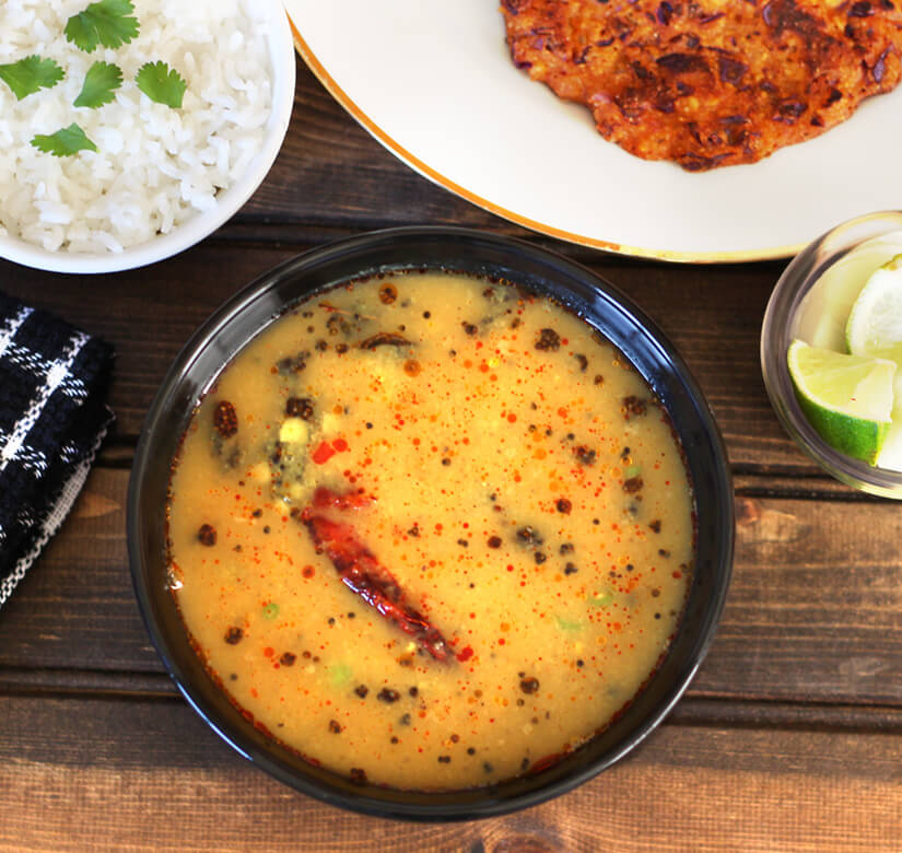how to cook yellow dal