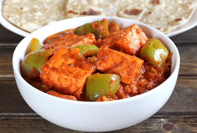 Paneer Tikka Masala is a spicy, irresistible and incredibly delicious ...