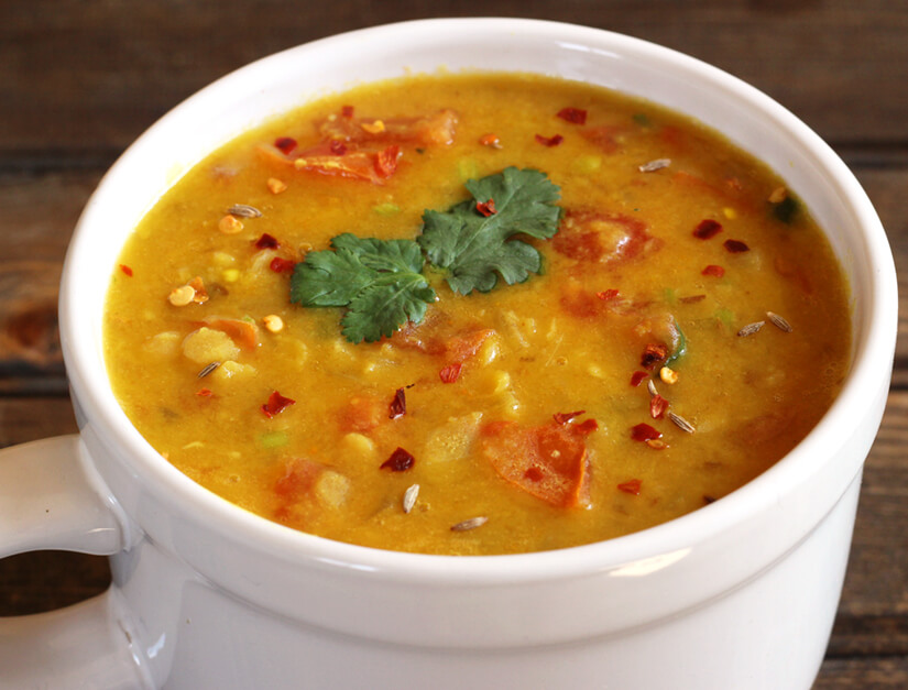 Hebbar S Kitchen Hot And Sour Soup