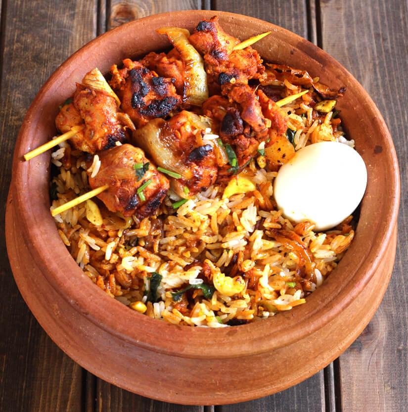 Indian Food Recipes Chicken Biryani
