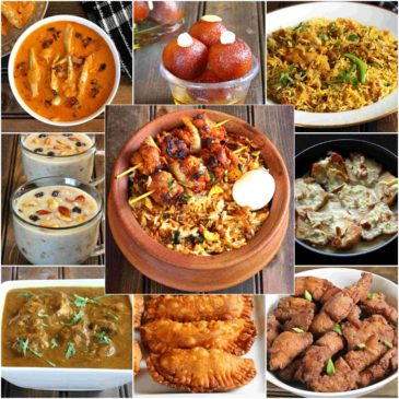 RECIPES FOR EID