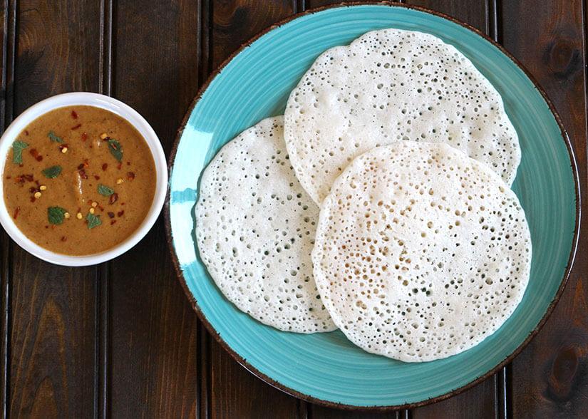 Surnali Dosa / Vegan Gluten free pancake