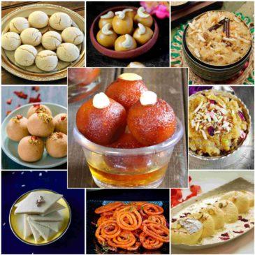 BEST INDIAN DESSERT RECIPES