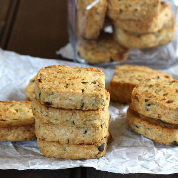 SPICY BUTTER BISCUITS