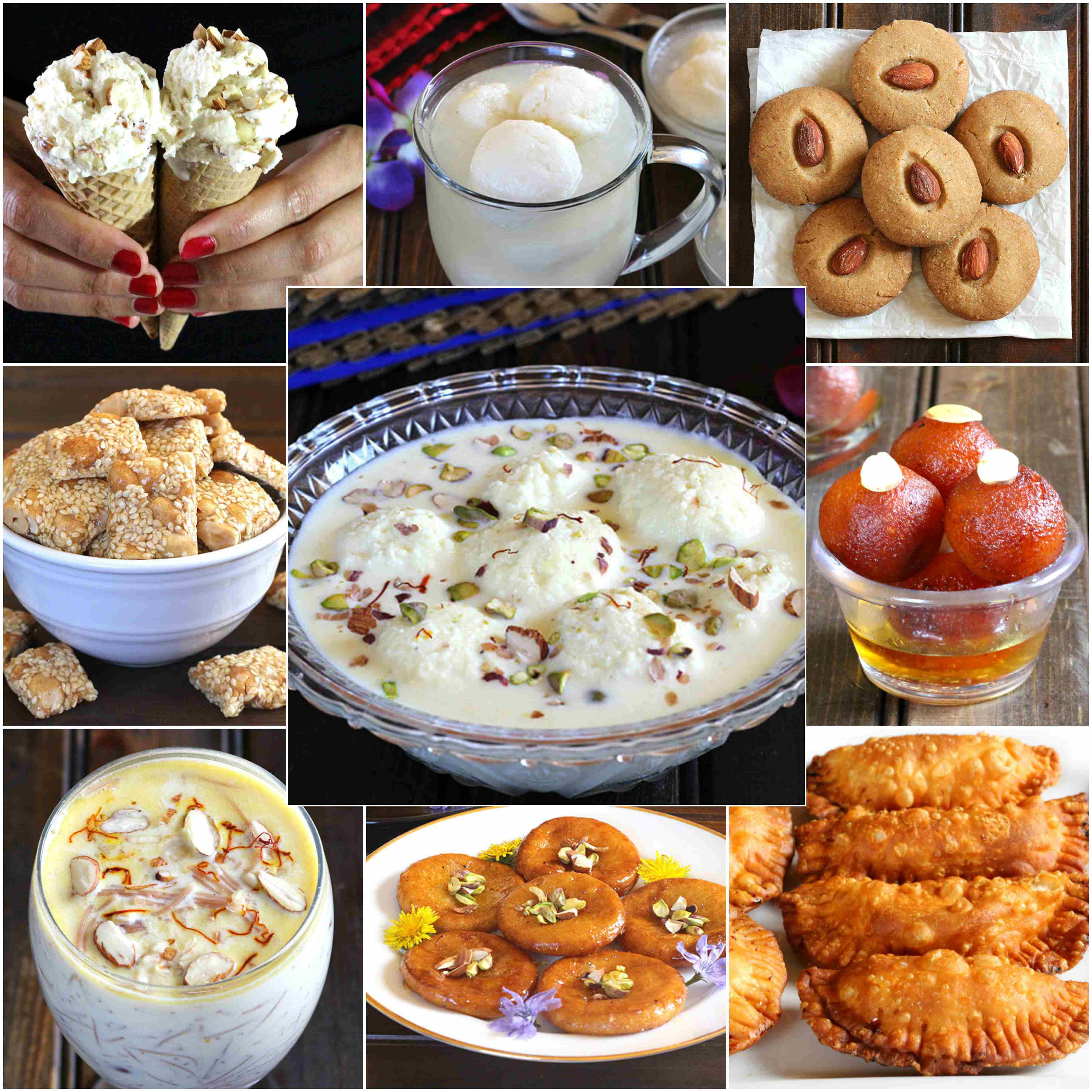DIWALI SWEETS RECIPES - Cook with Kushi