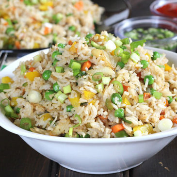 INDO CHINESE FRIED RICE