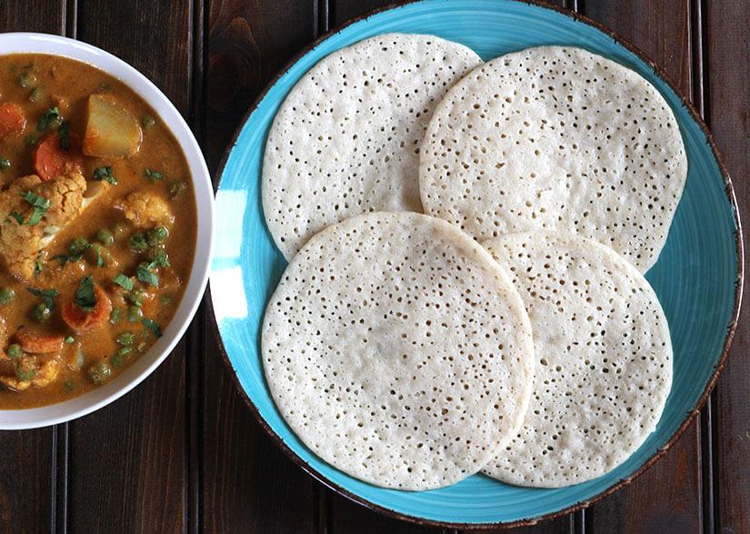 Brown Rice Dosa / Pancake Vegan and Gluten free