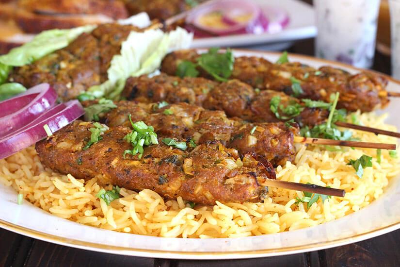 Kebab / thanksgiving recipe / Christmas Recipe / Kebob / Kabab