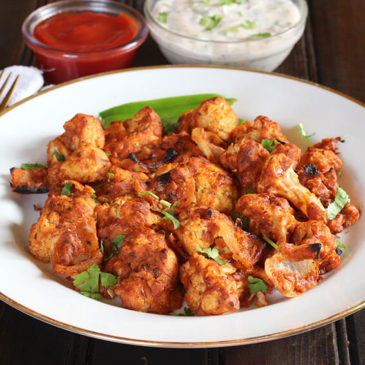 TANDOORI CAULIFLOWER