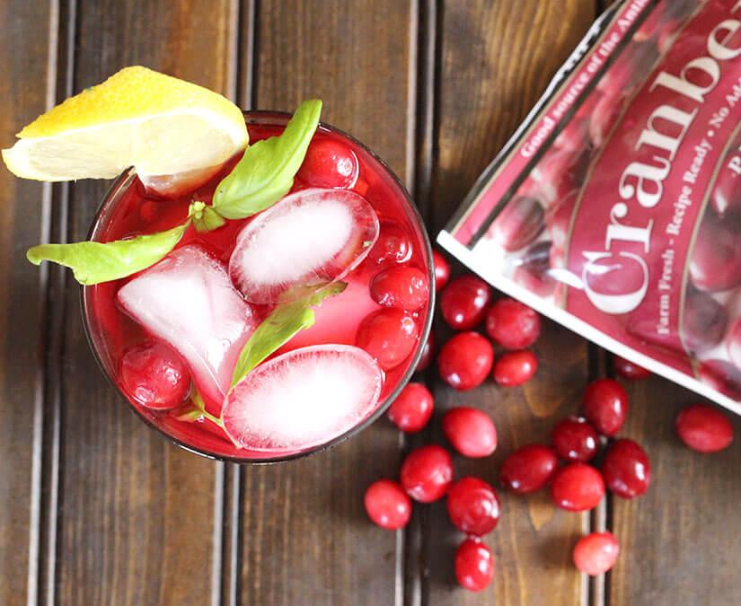 Cranberry Lemonade