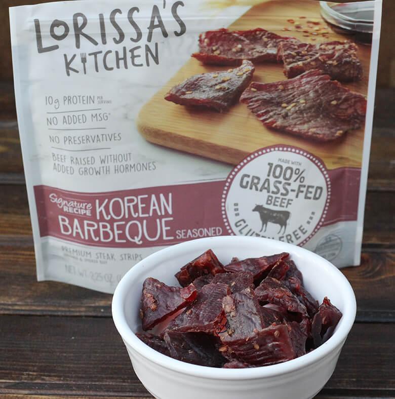 Lorissa's Kitchen Meat Snacks / Protein Snacks / Gluten Free Snacks