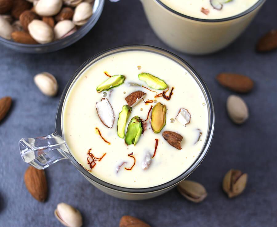 Basundi / milk sweets / upvas , karwa chauth recipes