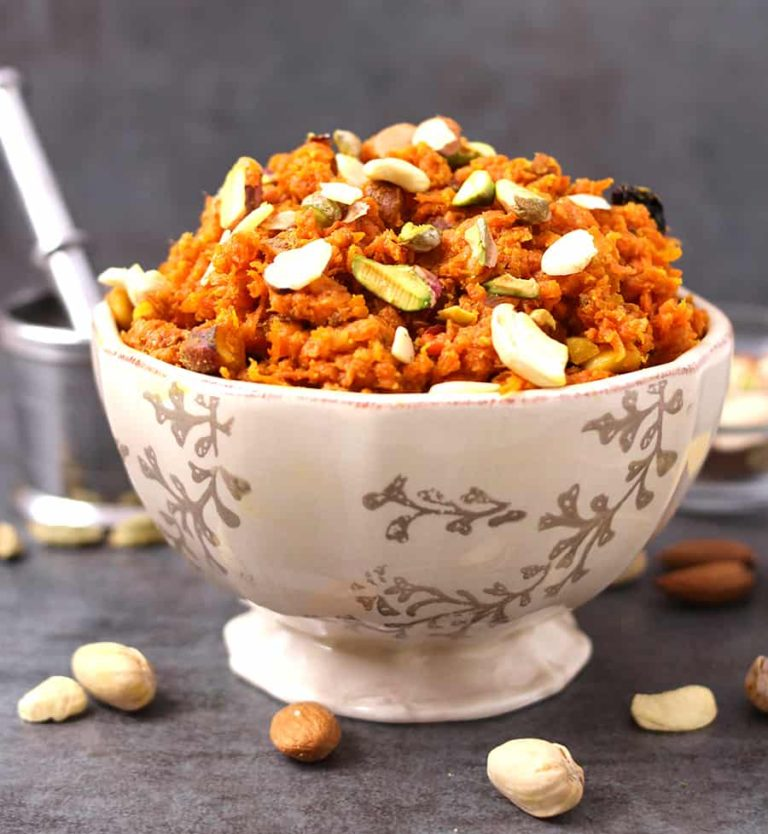 Carrot Halwa, gajar ka Halwa, carrot pudding, desserts for thanksgiving, christmas