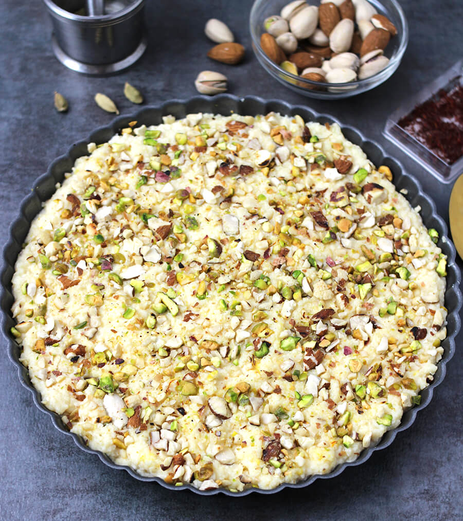 Kalakand / Milk cake / Indian milk desserts and sweets, easy mithai recipes, dinner parties, diwali, holi recipes