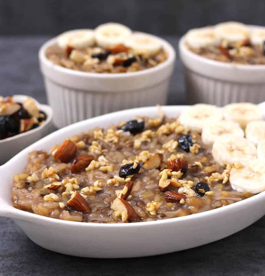 Moong Dal Khichdi (sweet pongal) , payasam , kheer, pudding