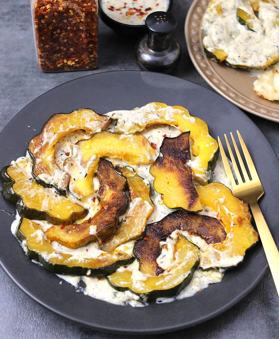 Αποτέλεσμα εικόνας για garlic cream and yellow squash