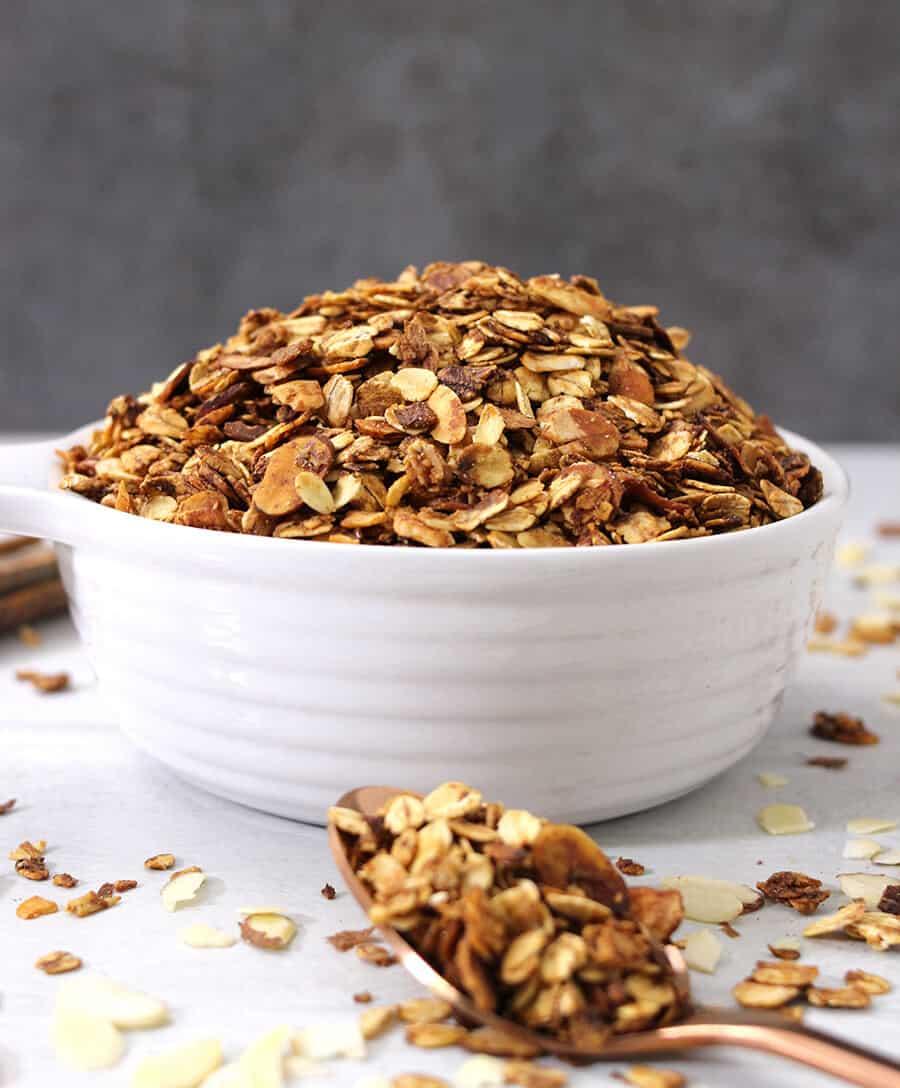 6 Ingredient Granola Cook With Kushi