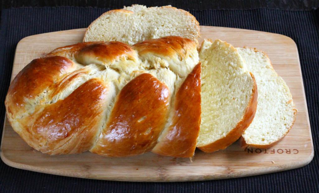 Challah Bread - jewish braided bread