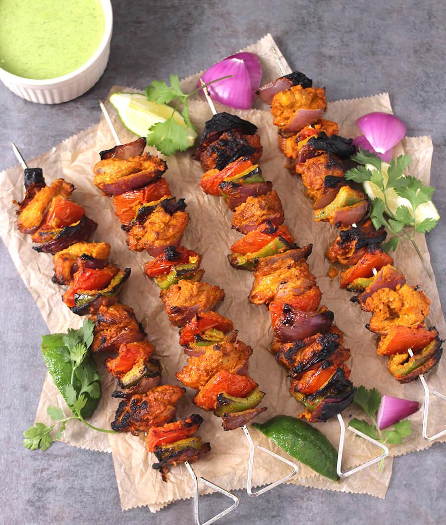 Chicken Tikka / chicken Tikka Masala / Popular Indian recipes / Chicken Kebab / malai Chicken / Restaurant Style / Chicken Recipes / indian Chicken recipes / Paneer Tikka / Grilled Chicken Tikka / tandoori Chicken / Tandoori recipes