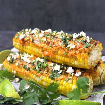 MEXICAN CORN ON THE COB / ELOTE