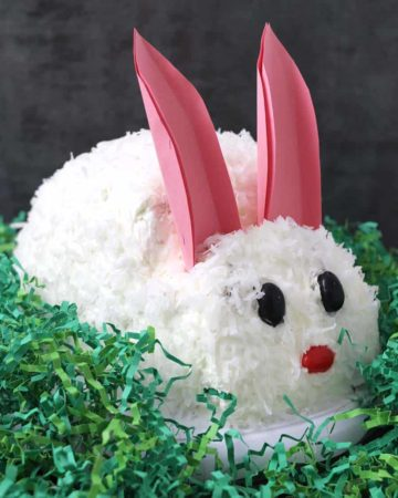Easter Cake / Bunny Cake / Themed Birthday Cake