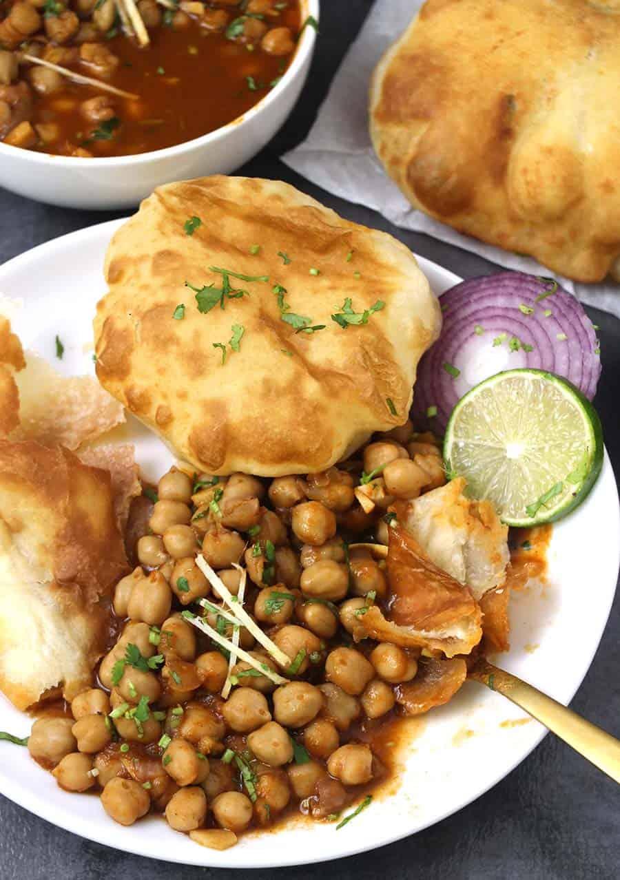 Vegan chana masala or Chole recipe / Pindi Chana