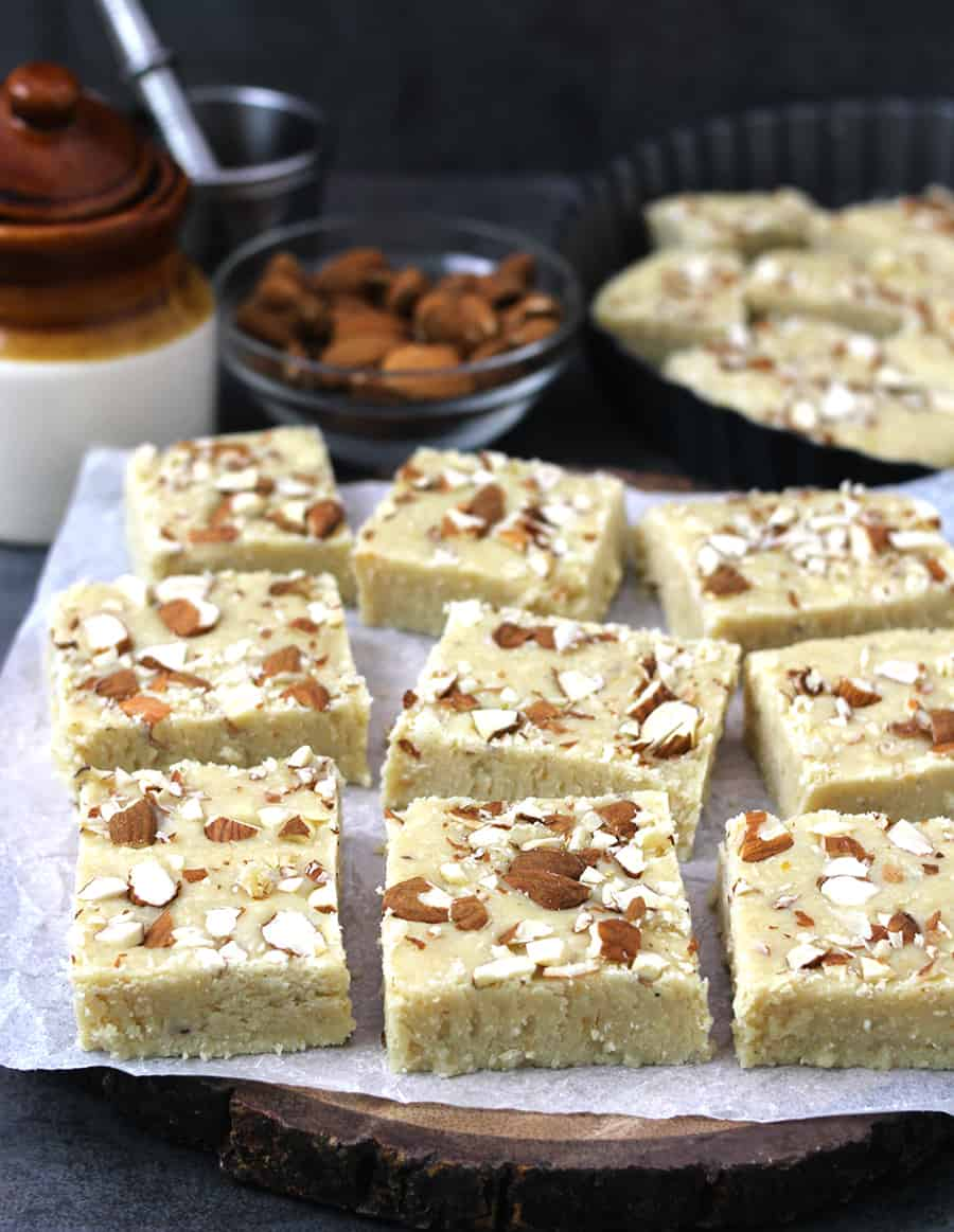 milk barfi or burfi, besan barfi, indian fudge, South Indian sweets, north Indian sweets, balushahi, diwali sweets and mitha, karva chauth, Indian sweets and desserts