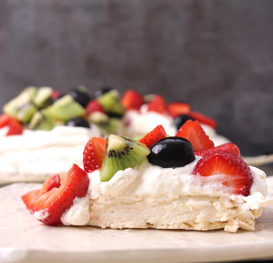 Easy dessert recipes using fresh fruits, easter recipes