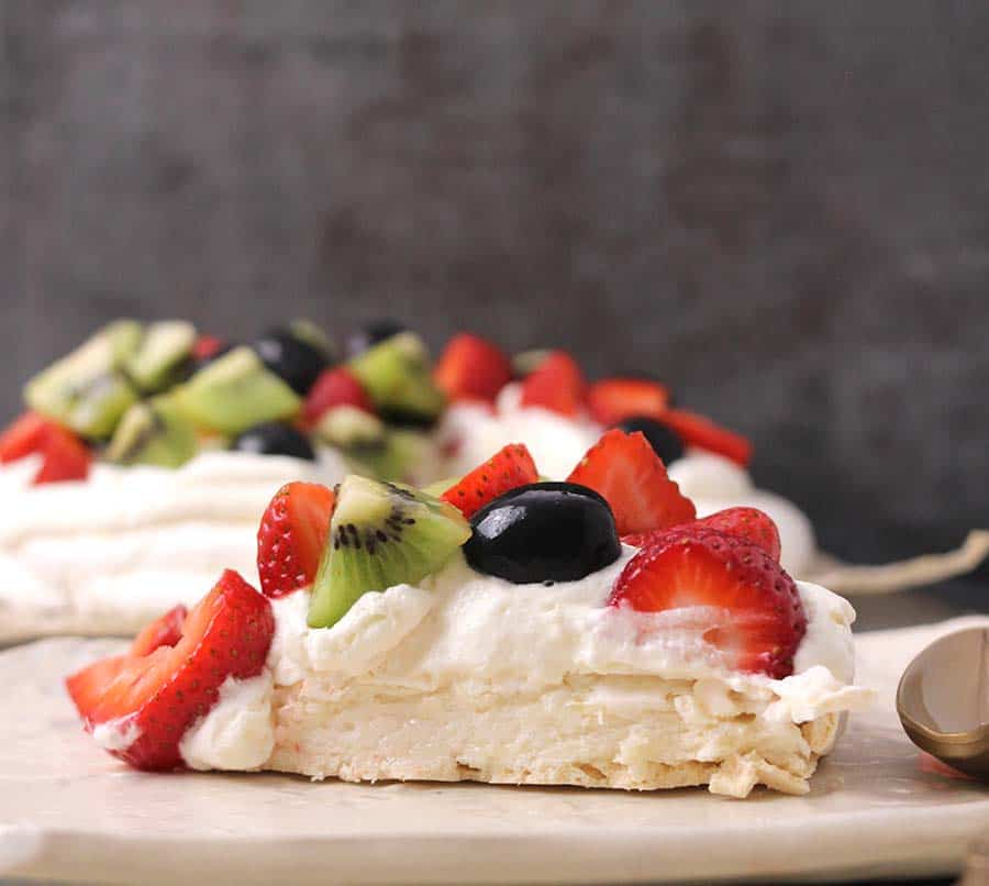 Whipped cream frosting, make ahead dessert recipes