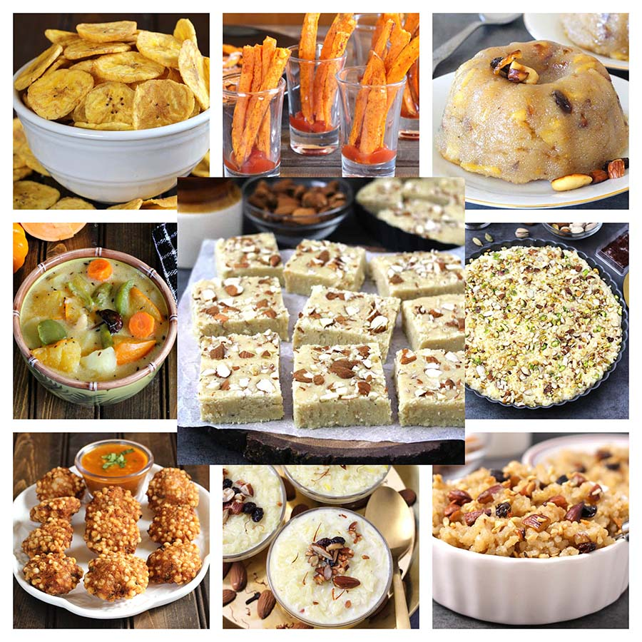vrat reipes ,fasting recipes, upvas prasad, recipes for navratri 9 days, ashtami, ganesh chaturthi, diwali, karwa chauth, varalaxmi vratam, vrat ka khaba, bhog