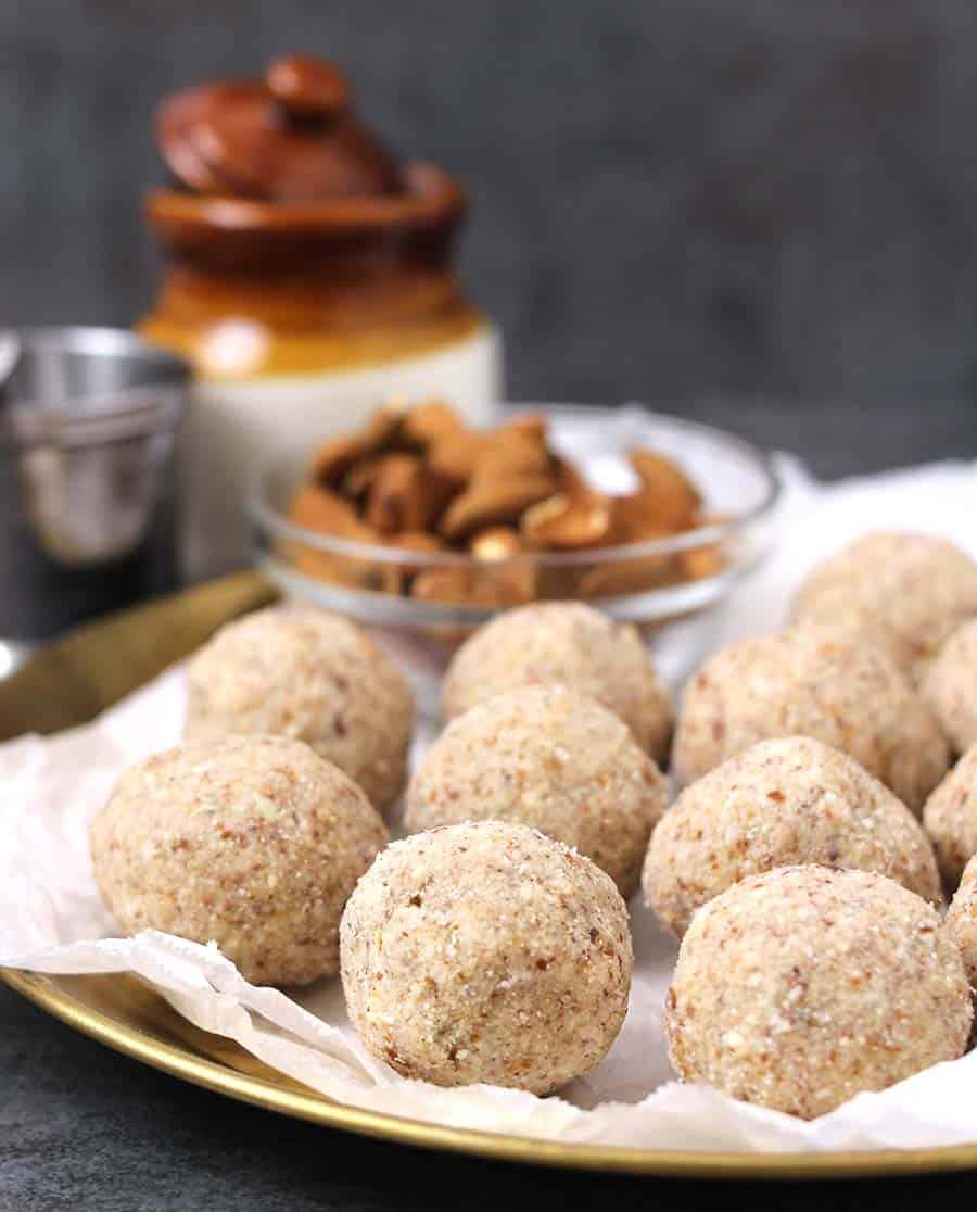Fasting, Upvas, Vrat, Prasad, Prasadam recipes, Sweet Recipes, almond badam milk