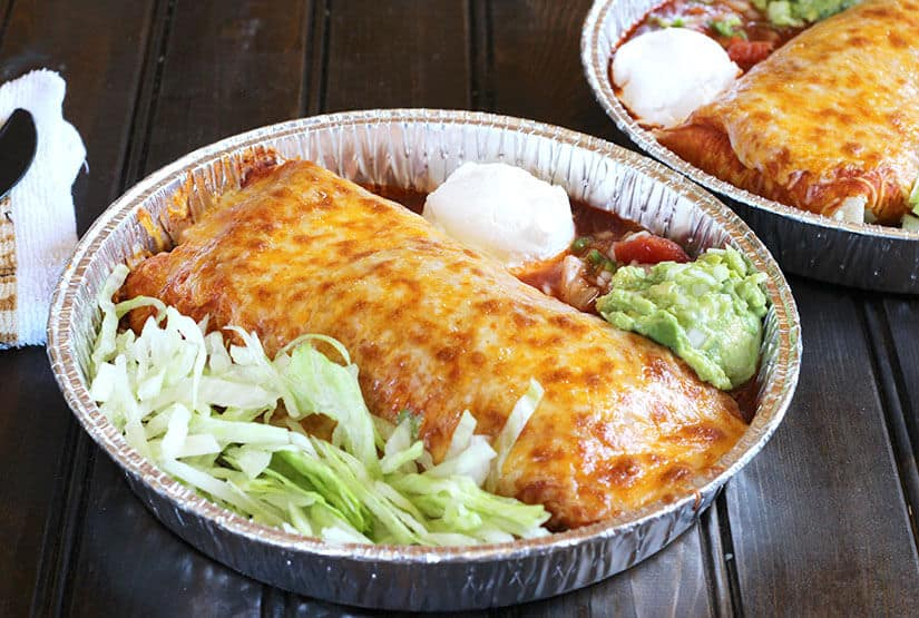Dinner recipes, Thanksgiving dinner Gameday food / Party food / Superbowl food Smothered burrito