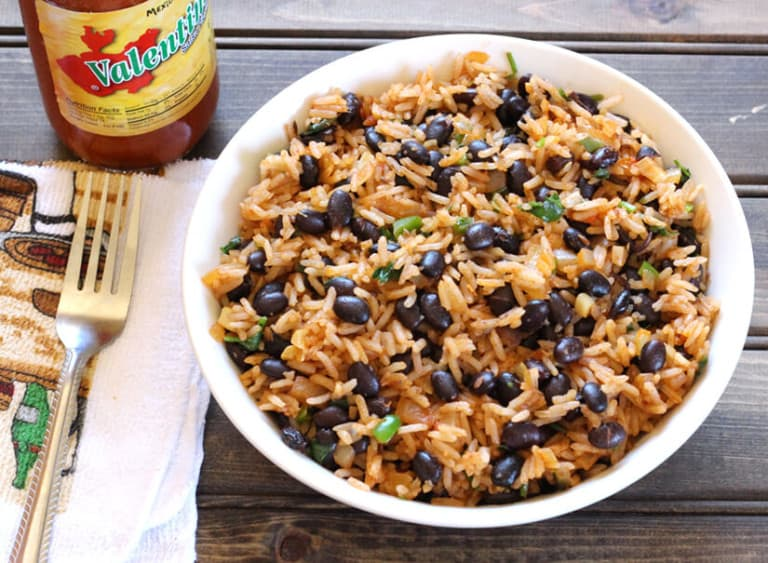Black Beans Rice Cook With Kushi