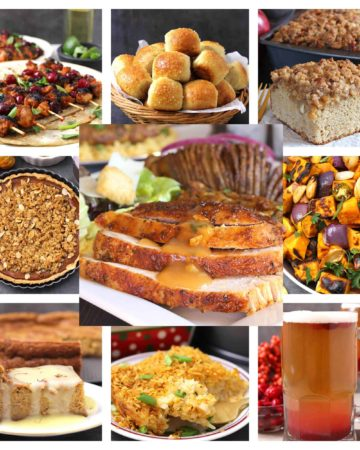 Ultimate, traditional, classic, easy thanksgiving dinner , ideas for dinner menu, turkey, vegetarian and vegan recipes, keto and instant pot recipes for thanksgiving
