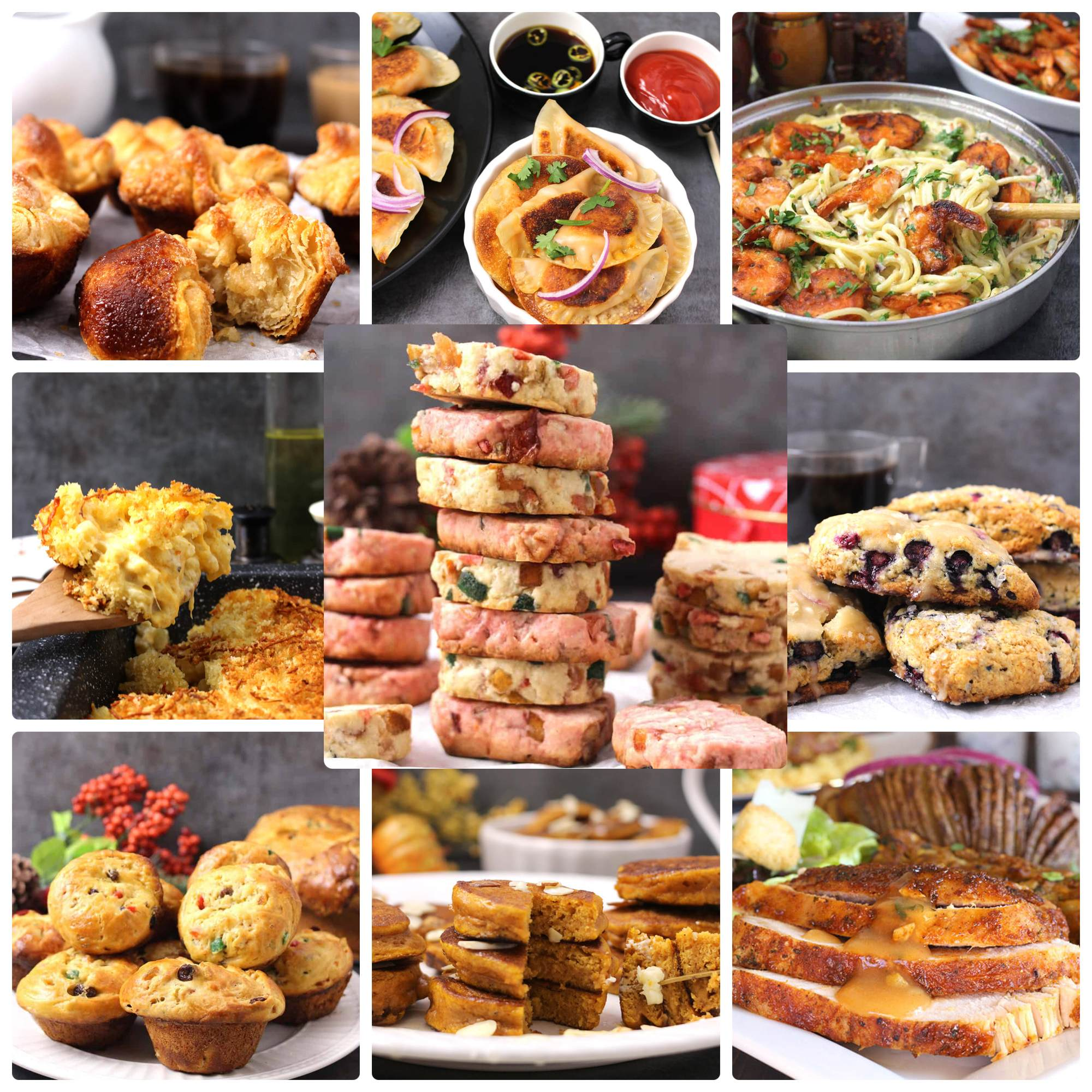 Best Easy Christmas Food Ideas Holiday Season Recipes Cook With Kushi