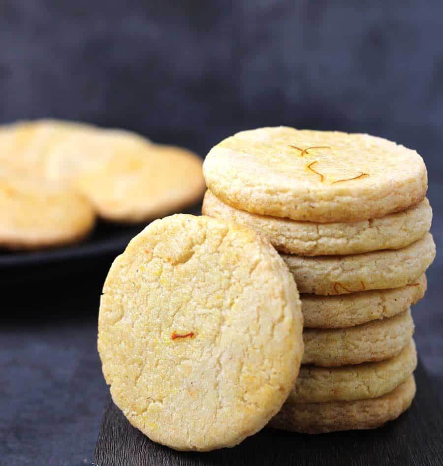 Tea Biscuits How To Make Bakery Style Osmania Biscuits Cook With Kushi