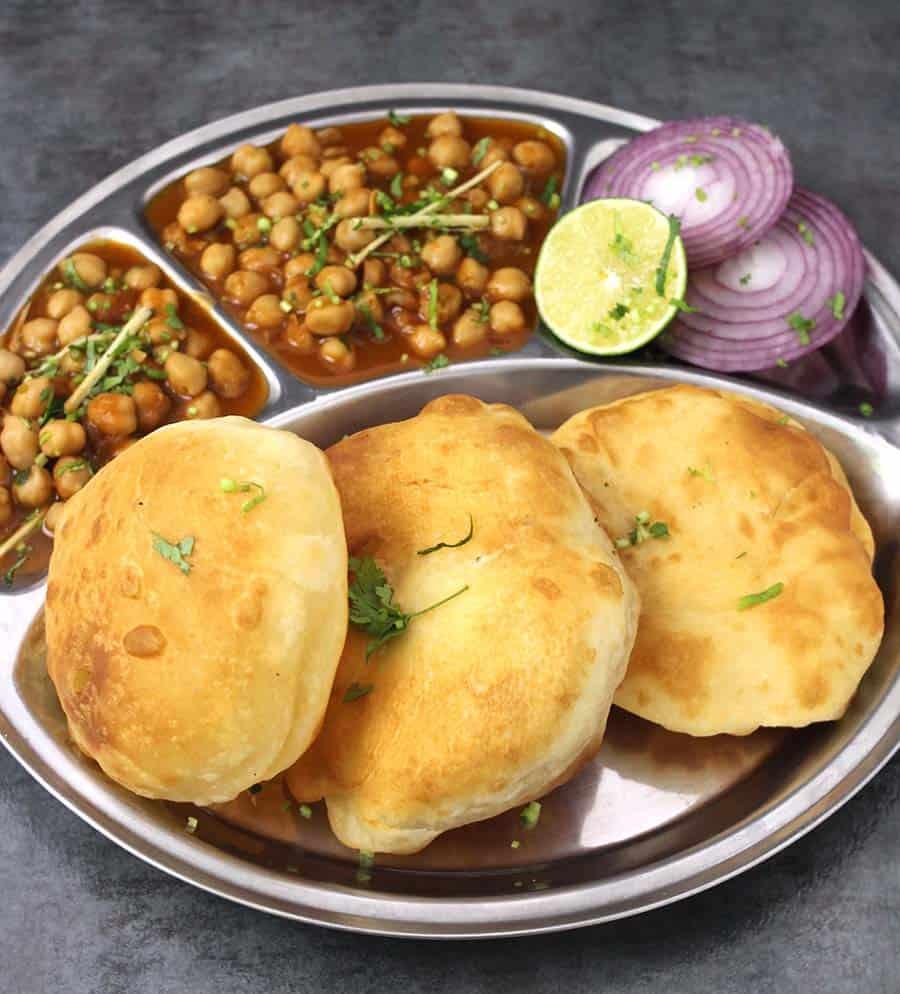 vegan recipes for breakfast, popular Indian food recipes, chana masala, chickpeas gravy, chole
