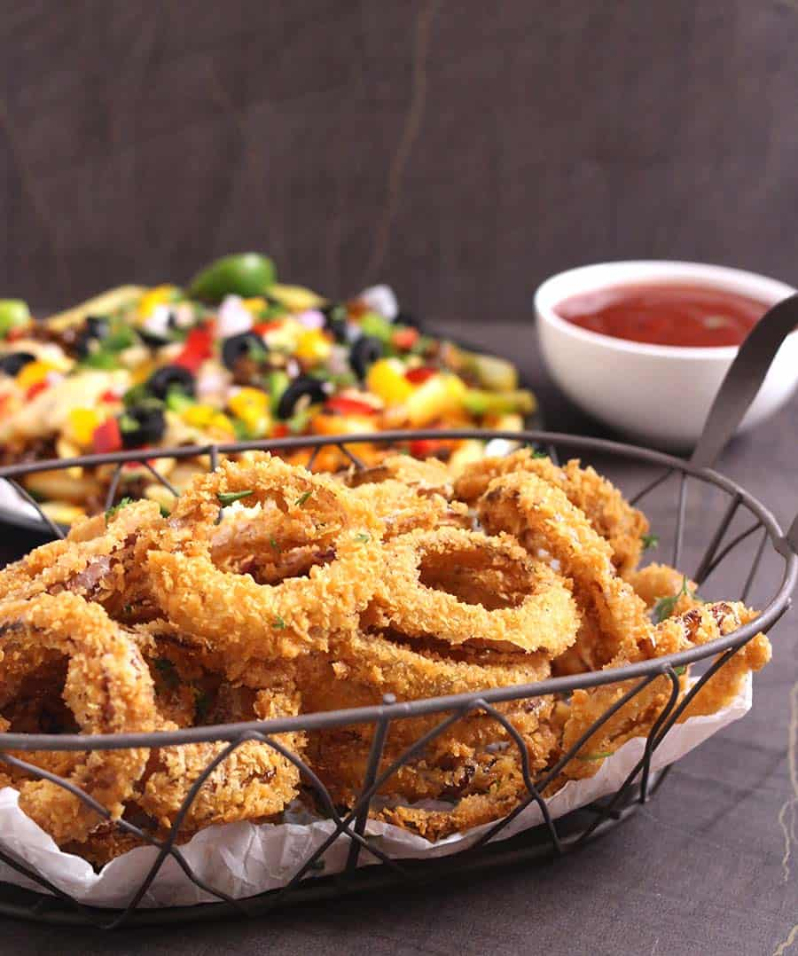 Best onion rings near me, 4th of july food, How to cut onion rings, what kind of onions works the best?, food rings recipes,