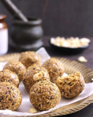 Laddu, How to make ladoo with jaggery, Popular & best Indian sweets and desserts, mithai, astami undo